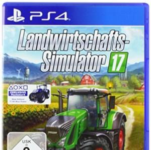Landwirtschafts-Simulator 17 PlayStation 4...