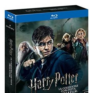 Blu-Ray - Harry Potter Collection (Standard Editio...