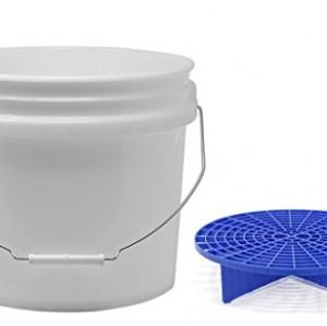 detailmate Set aus US Made Wash Bucket Wasch Eimer...