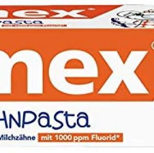 Elmex Kinder-Zahnpasta, 6er Pack (6 x 50 ml) by El...