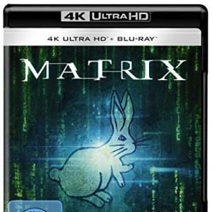 Matrix  (4K Ultra HD) (+ 2D-Blu-ray remastered) (+...