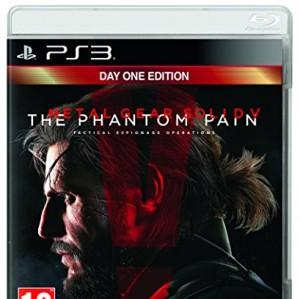 Metal Gear Solid V: Das Phantom Pain (PS3)...
