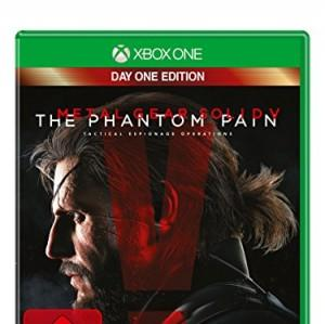 Metal Gear Solid V: The Phantom Pain - Day One Edi...