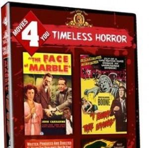 Movies 4 You: Timeless Horror [DVD] [Region 1] [NT...