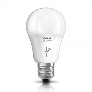 Osram Lightify Classic A LED Glühlampe, 10 Watt, ...