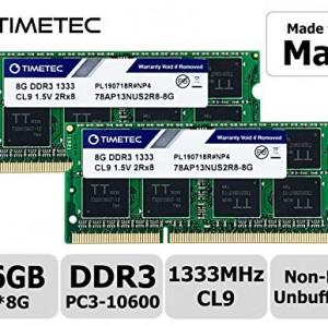 Timetec Hynix IC compatible with Apple16GB Kit (2x...